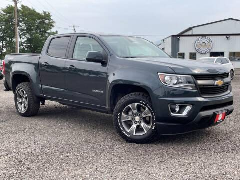 2018 Chevrolet Colorado for sale at The Other Guys Auto Sales in Island City OR