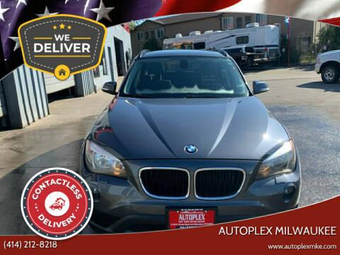 2013 BMW X1 for sale at Autoplex in Milwaukee WI