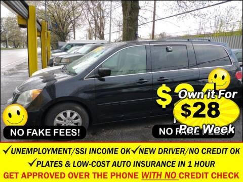 2008 Honda Odyssey for sale at AUTOFYND in Elmont NY