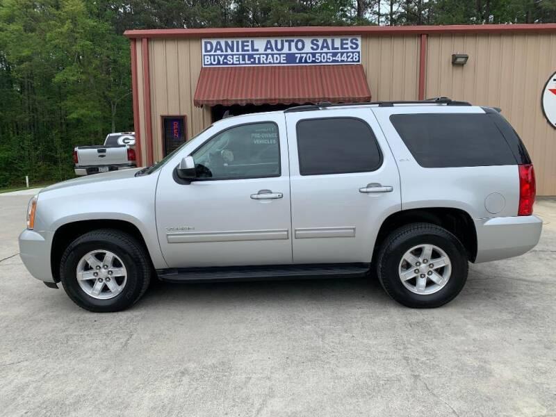 2011 GMC Yukon for sale at Daniel Used Auto Sales in Dallas GA