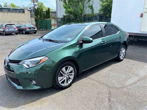2015 Toyota Corolla for sale at Exem United in Plainfield NJ