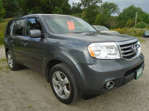 2015 Honda Pilot for sale at Wimett Trading Company in Leicester VT