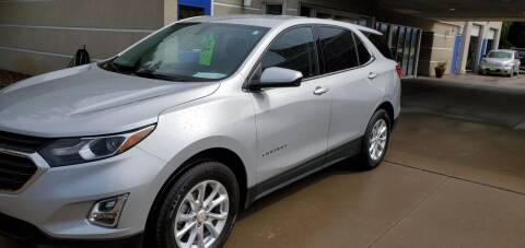 2018 Chevrolet Equinox for sale at City Auto Sales in La Crosse WI