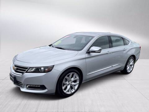 2020 Chevrolet Impala for sale at Fitzgerald Cadillac & Chevrolet in Frederick MD