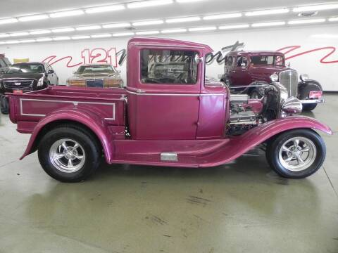 1931 Ford Model A for sale at 121 Motorsports in Mount Zion IL