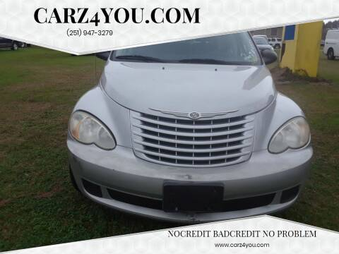 2009 Chrysler PT Cruiser for sale at CARZ4YOU.com in Robertsdale AL