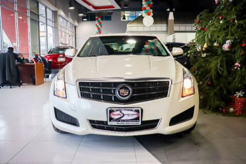 2013 Cadillac ATS for sale at Quality Auto Center of Springfield in Springfield NJ