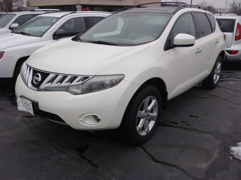 2010 Nissan Murano for sale at Village Auto Outlet in Milan IL
