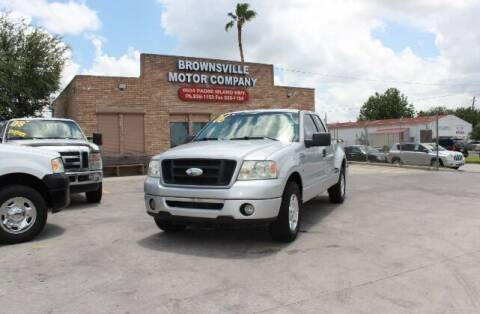 2006 Ford F-150 for sale at Brownsville Motor Company in Brownsville TX
