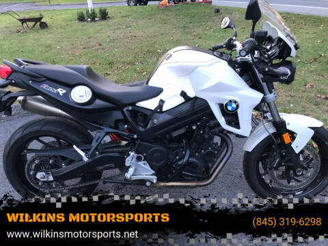 2012 BMW F800 R for sale at WILKINS MOTORSPORTS in Brewster NY