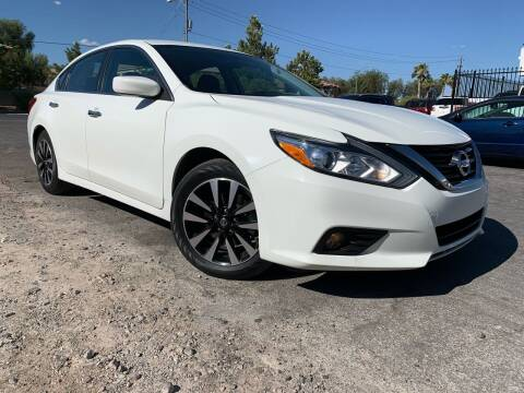 2018 Nissan Altima for sale at Boktor Motors in Las Vegas NV