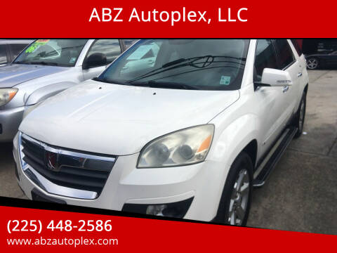 2009 Saturn Outlook for sale at ABZ Autoplex, LLC in Baton Rouge LA