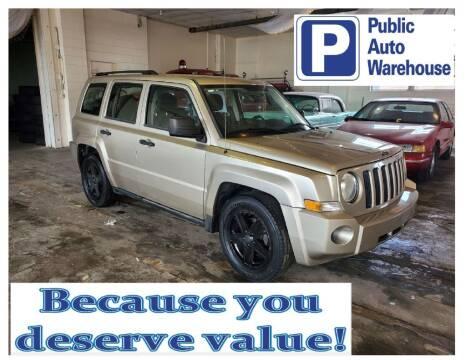 2010 Jeep Patriot for sale at Public Auto Warehouse in Pekin IL