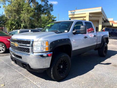 2011 Chevrolet Silverado 2500HD for sale at Orlando Auto Connect in Orlando FL