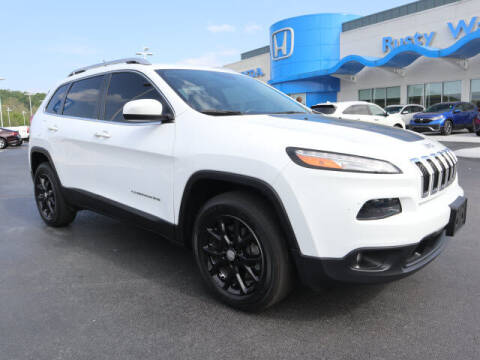 2018 Jeep Cherokee for sale at RUSTY WALLACE HONDA in Knoxville TN