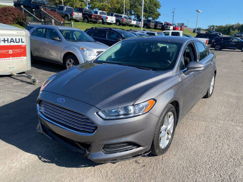 2013 Ford Fusion for sale at Ball Pre-owned Auto in Terra Alta WV