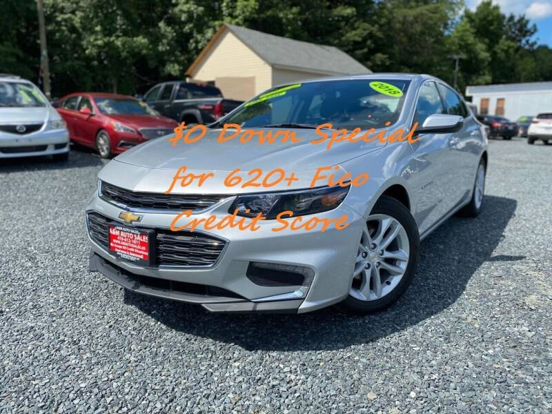2019 Chevrolet Malibu for sale at A&M Auto Sale in Edgewood MD