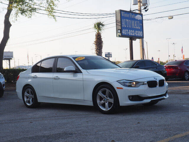 2014 BMW 3 Series for sale at Winter Park Auto Mall in Orlando FL