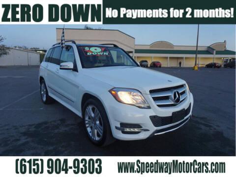 2015 Mercedes-Benz GLK for sale at Speedway Motors in Murfreesboro TN