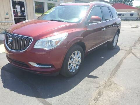 2017 Buick Enclave for sale at Bailey Family Auto Sales in Lincoln AR