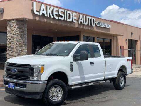 2017 Ford F-350 Super Duty for sale at Lakeside Auto Brokers in Colorado Springs CO