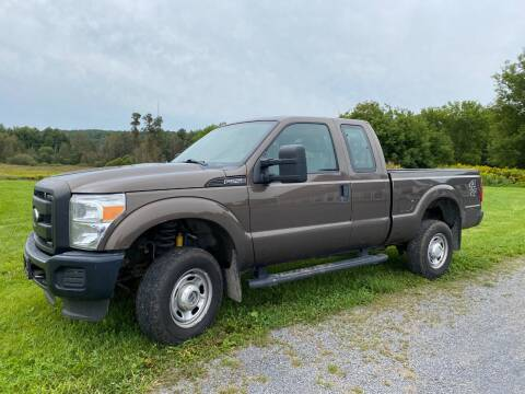 2015 Ford F-250 Super Duty for sale at Riverside Motors in Glenfield NY