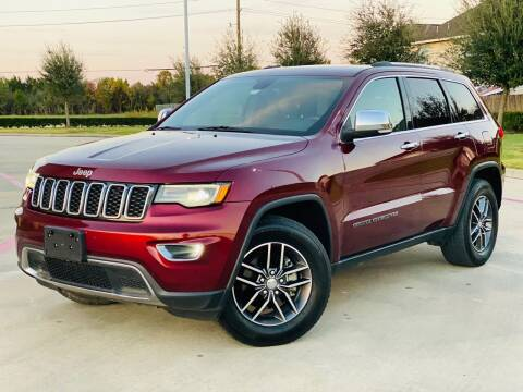 2017 Jeep Grand Cherokee for sale at AUTO DIRECT in Houston TX