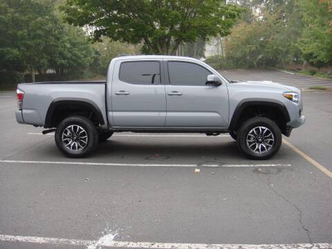 2020 Toyota Tacoma for sale at Western Auto Brokers in Lynnwood WA