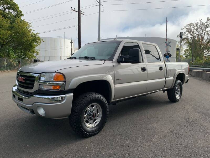 2004 GMC Sierra 2500HD for sale at West Haven Auto Sales in West Haven CT