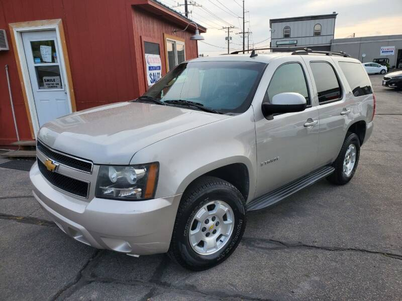 2009 Chevrolet Tahoe for sale at Curtis Auto Sales LLC in Orem UT