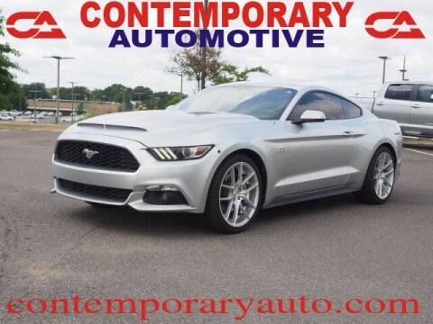 2015 Ford Mustang for sale at Contemporary Auto in Tuscaloosa AL