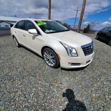 2013 Cadillac XTS for sale at ALL WHEELS DRIVEN in Wellsboro PA