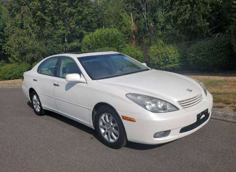 2004 Lexus ES 330 for sale at Money Man Pawn (Auto Division) in Black Diamond WA