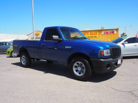 2010 Ford Ranger for sale at Super Auto Sales in Las Vegas NV