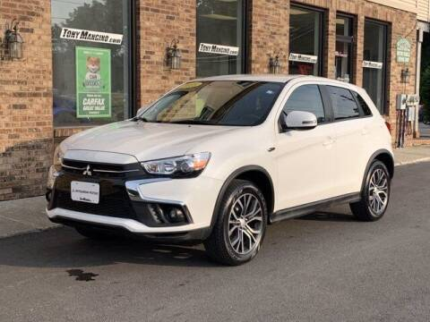 2018 Mitsubishi Outlander Sport for sale at The King of Credit in Clifton Park NY