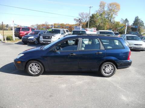 2002 Ford Focus for sale at All Cars and Trucks in Buena NJ