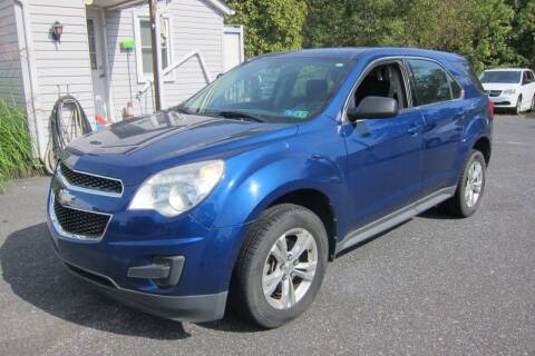 2010 Chevrolet Equinox for sale at K & R Auto Sales,Inc in Quakertown PA