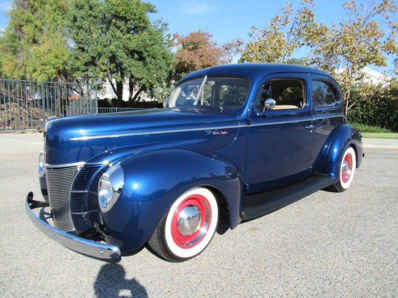 1940 Ford Deluxe for sale in Simi Valley, CA