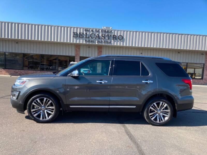 2017 Ford Explorer for sale at Belcastro Motors in Grand Junction CO