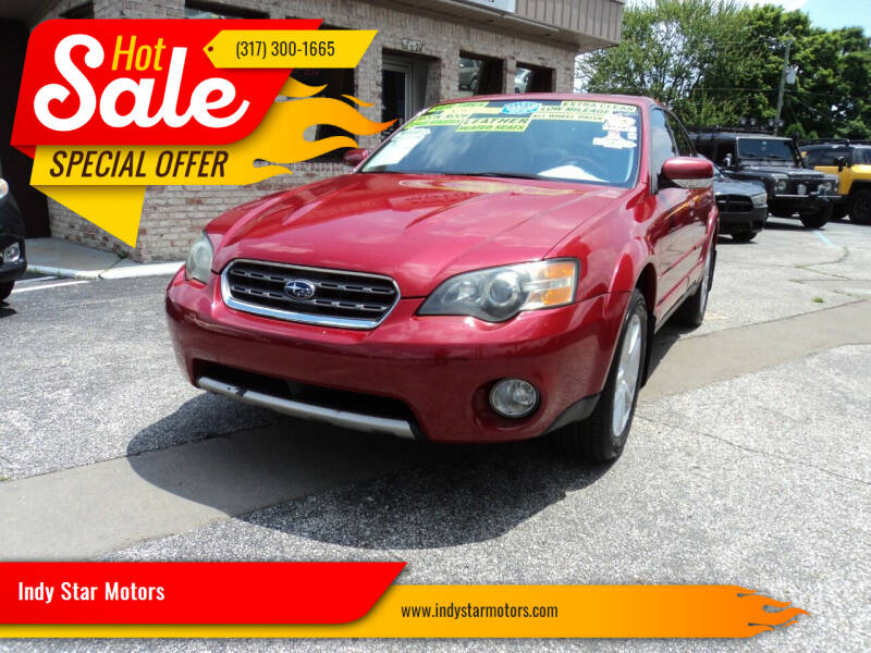 2005 Subaru Outback for sale at Indy Star Motors in Indianapolis IN