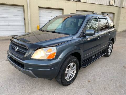 2004 Honda Pilot for sale at ASHLAND AUTO SALES in Columbia MO