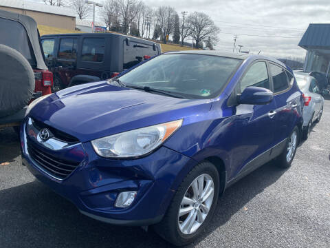 2011 Hyundai Tucson for sale at Ball Pre-owned Auto in Terra Alta WV