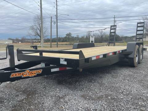 2021 Down 2 Earth DTE8220ER7B  for sale at A&C Auto Sales in Moody AL