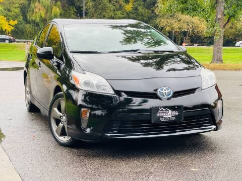 2013 Toyota Prius for sale at Boise Auto Group in Boise ID