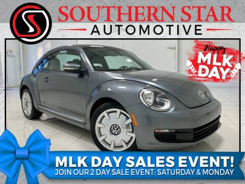 2014 Volkswagen Beetle for sale at Southern Star Automotive, Inc. in Duluth GA
