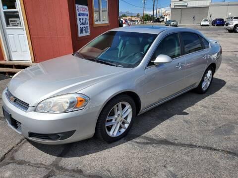 2008 Chevrolet Impala for sale at Curtis Auto Sales LLC in Orem UT