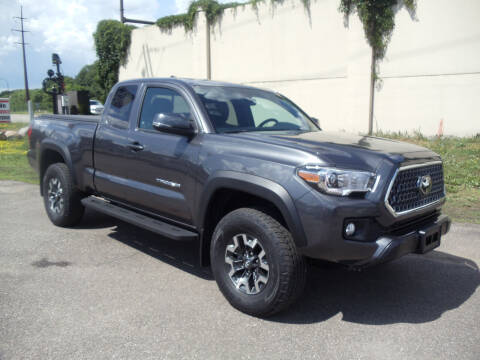 2019 Toyota Tacoma for sale at Metro Motor Sales in Minneapolis MN
