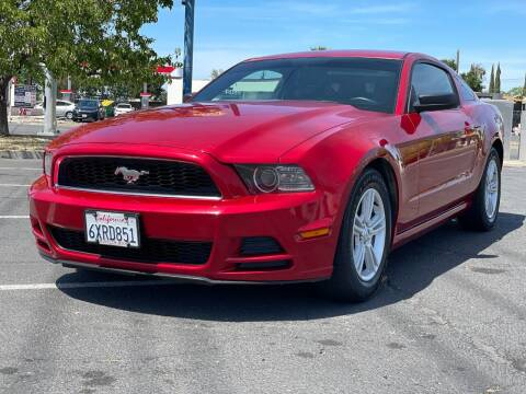 2013 Ford Mustang for sale at California Auto Deals in Sacramento CA