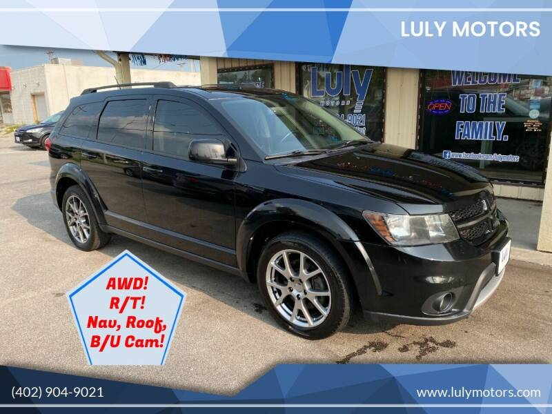 2015 Dodge Journey for sale at Luly Motors in Lincoln NE