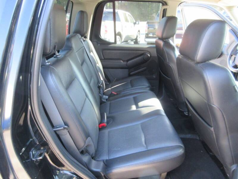 2008 Ford Explorer Sport Trac 4x2 Limited 4dr Crew Cab (V8) - Tyler TX